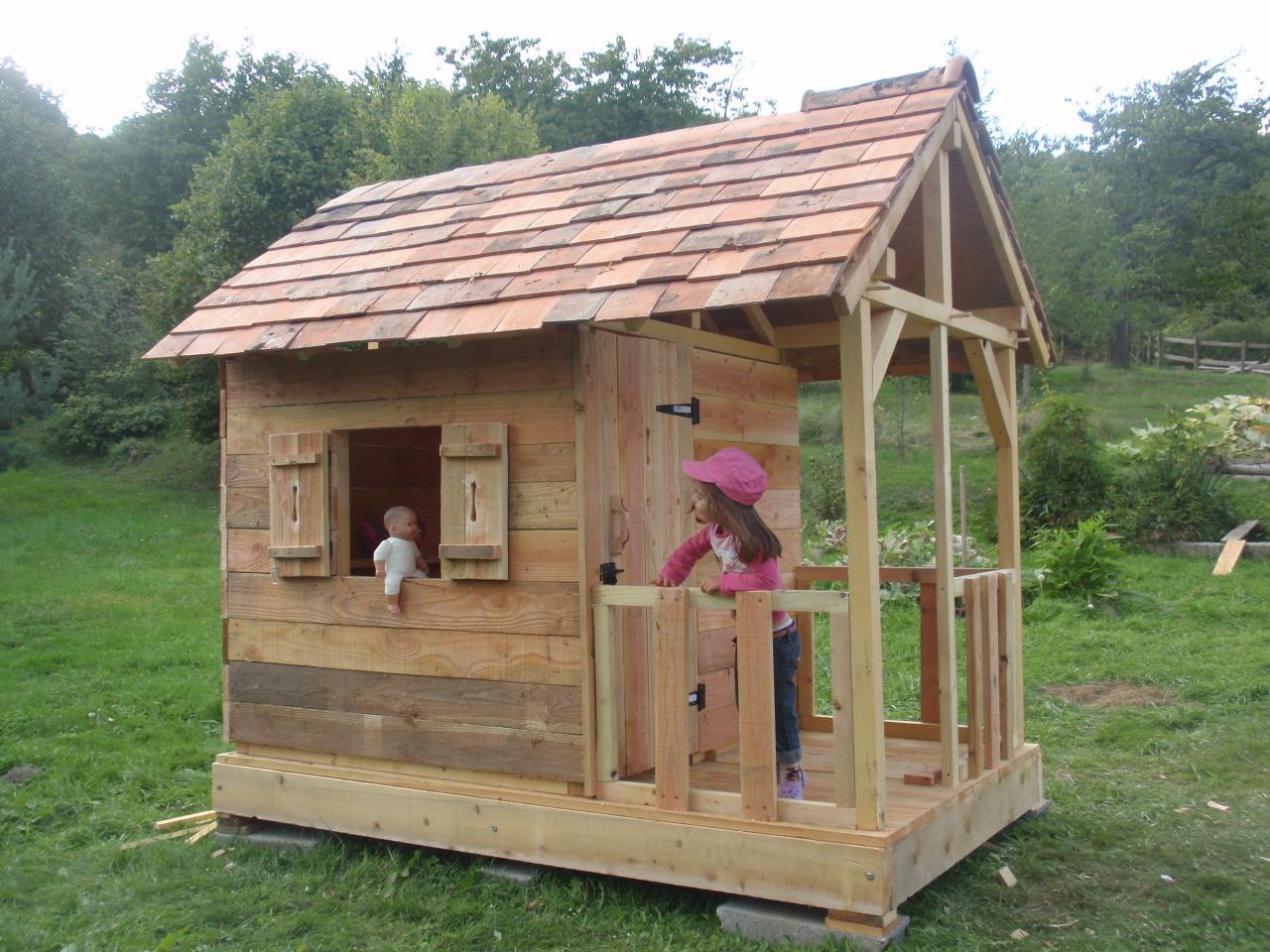 cabane enfants