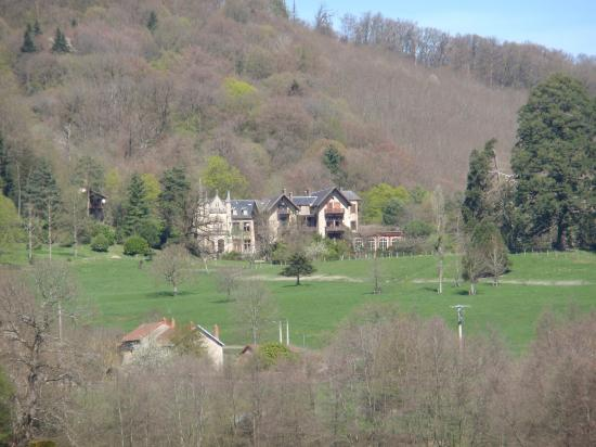 chateau des monts d'arnaud