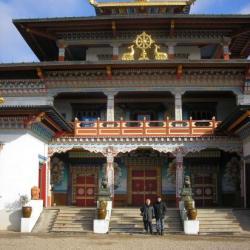 temple bouddhas