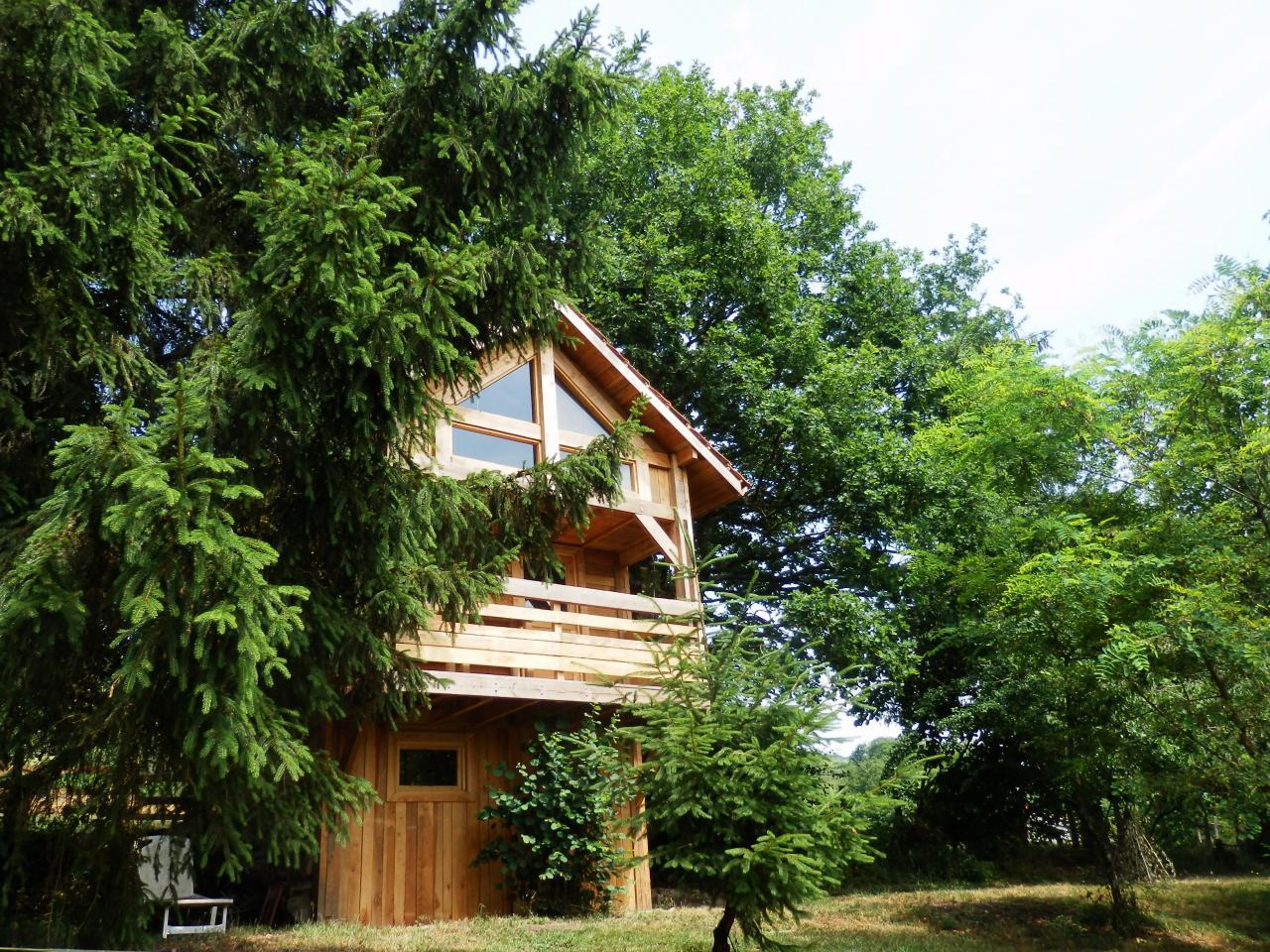 cabane chalet ecolodge