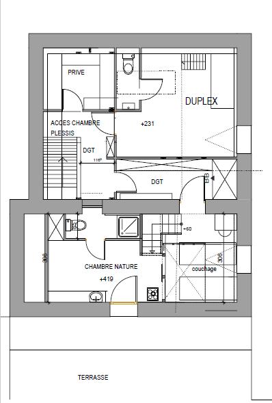 Plan ch nature et duplex 1